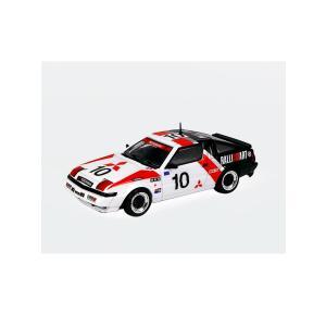 1/64 三菱 スタリオン 1985 Guia Race Starion (A183A) #10 Michael Lieu 海外パッケージ仕様|cameshouse