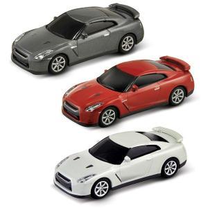 「USBフラッシュメモリー」 日産 GT-R 全3色「オートドライブ」|cameshouse