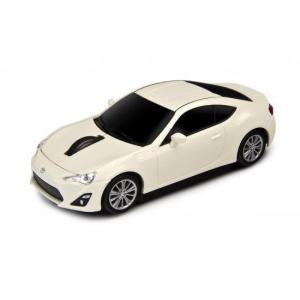 Toyota 86 無線マウス ホワイト 全3色「オートドライブ」 cameshouse