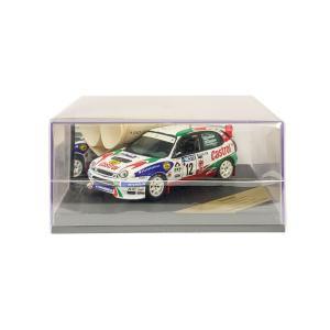 [中古ランクA]1/43 Toyota Corolla WRC Finland rally 1998 Castrol [SKM99008]|cameshouse