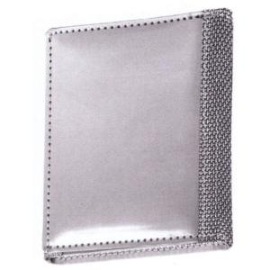 「スチュワートスタンド」ステンレスクロスの三つ折財布 「STEWART/STAND」正規品|cameshouse