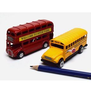ミニチュアバス シャープナー 鉛筆削り|cameshouse