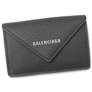 バレンシアガ 財布 レディース メンズ BALENCIAGA ペーパーミニ 391446 DLQ0N...