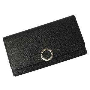 ブルガリ(BVLGARI)の長財布 ブルガリブルガリの留め具がポイントのお財布を入荷致しました! ク...
