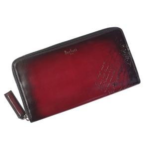ベルルッティ (BERLUTI)の長財布。 ベルルッティを代表するデザイン、カリグラフィーがさり気な...