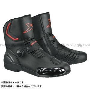 ダイヤル式プロテクションショートレーシングブーツ E-SBR2141W ブラック #41 26.0cm EXUSTAR(エグザスター)の商品画像|ナビ