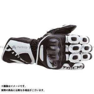 RSタイチ NXT053 GP-X レーシンググローブ ホワイト/ブラック L  アールエスタイチ