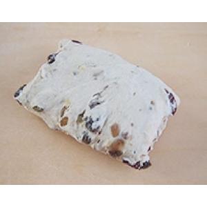 ドライフルーツと木の実のパン 120g x 10ヶ 冷凍パン生地|campagne