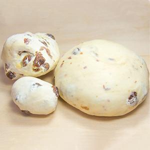 レーズンパン 35g x 10ヶ 冷凍パン生地|campagne