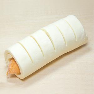 (業務用冷凍パン生地)ポークウインナークロワッサン (1ケース) 70g x 60ヶ campagne