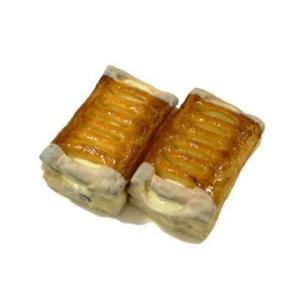 (業務用冷凍パイ生地)クリームチーズとブルーベリーのパイ (1ケース) 85g x40ヶ campagne