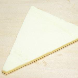 (業務用冷凍パン生地)フランス産醗酵バタークロワッサン板(1ケース) 50g×100枚 campagne