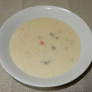 【業務用】冷凍スープ クラムチャウダー 180g(50パック) campagne