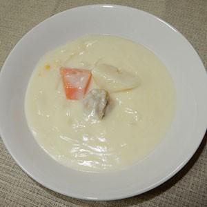 【業務用】冷凍スープ チキンクリームシチュー 180g(50パック) campagne