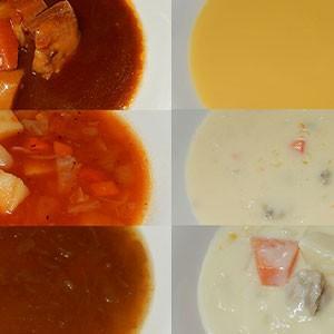スープ バラエティAセット(各1パック)6Pセット campagne