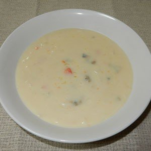 冷凍スープ クラムチャウダー 180g(3パック) campagne