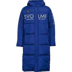 SVOLME スボルメ Jr中綿ベンチコート ジュニア (1193-35604) BLUE 150-...
