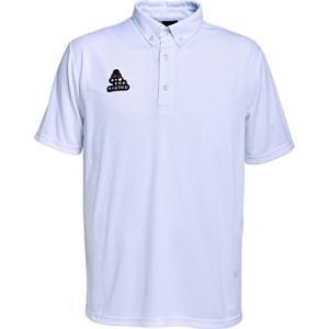 SVOLME スボルメ バックロゴポロシャツ 171-20300 XSサイズ ホワイト