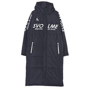 SVOLME(スボルメ)中綿ベンチコート Lサイズ 183-82904 (010) ブラック|campista