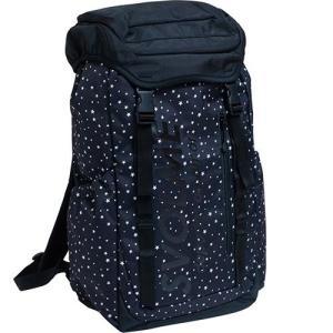 SVOLME スボルメ 星柄バックパック 183-92320 Fサイズ ブラック