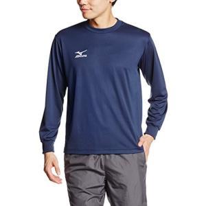 [ミズノ]  トレーニングウェア 長袖Tシャツ ナビドライ 吸汗速乾 メンズ 32JA6130 14...