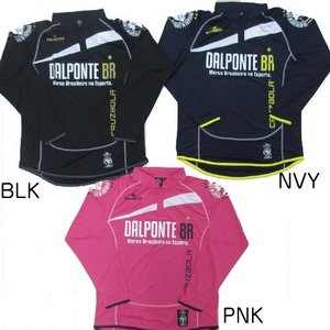 ダウポンチ(Dalponte) 長袖プラクティスシャツ DPZ0143 BLK S