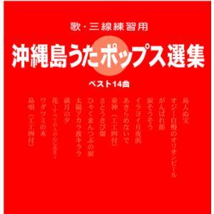 オムニバス 「沖縄島うたポップス選集」 赤盤|campus-r-store