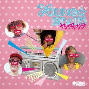 ヤングオオハラ「YOUNG☆BEATS」 |campus-r-store