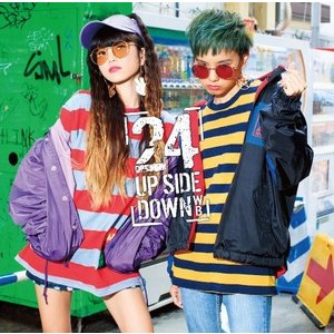 WB(ダブルビー)「24 UP SIDE DOWN」|campus-r-store