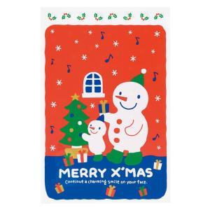 クリスマスプレゼント用、スノーマンバッグ、L、(メール便可、...