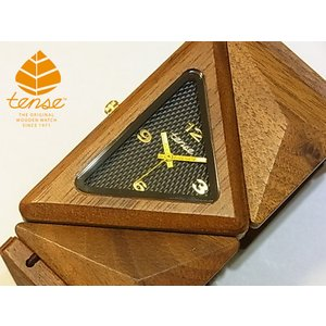 カナダ製 Tense ウッドウォッチ 木製腕時計 メンズ レディース 日本製ムーブメント 安心の国内メンテナンス対応|canadianselect
