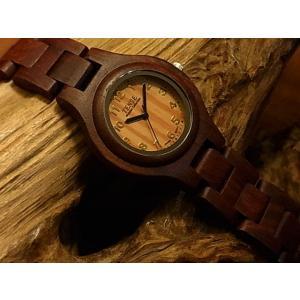 カナダ製 TENSE ウッドウォッチ 木製 腕時計 メンズ レディース 日本製ムーブメント 安心の国内メンテナンス対応|canadianselect|02