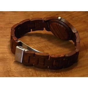 カナダ製 TENSE ウッドウォッチ 木製 腕時計 メンズ レディース 日本製ムーブメント 安心の国内メンテナンス対応|canadianselect|03