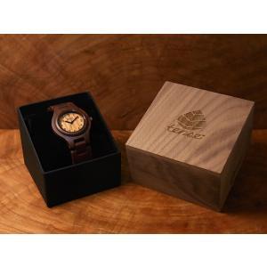 カナダ製 TENSE ウッドウォッチ 木製 腕時計 メンズ レディース 日本製ムーブメント 安心の国内メンテナンス対応|canadianselect|04