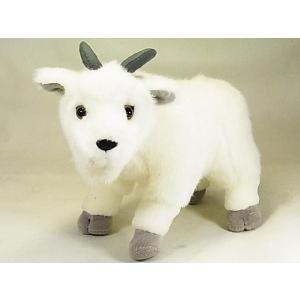 【マウンテンゴートぬいぐるみ】Stuffed Animal House社|canadianselect