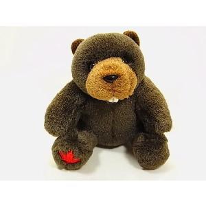 【ビーバーぬいぐるみ】Stuffed Animal House社製|canadianselect