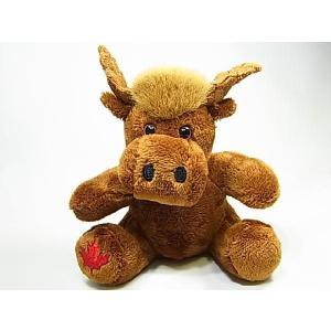 【ムースぬいぐるみ】Stuffed Animal House社|canadianselect