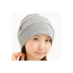 室内用帽子 オーガニックコットン段々ワッチ2色展開 SIGN Flabel NOC認定商品|canalsigncom