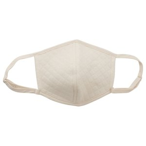 キルト立体マスク 洗濯機で洗える オーガニックコットン中綿以外使用 タイ製 NOCGREENBLUE認定商品|canalsigncom