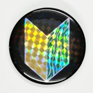 ホログラムタイプ缶バッジ(スクエア)|canbadge-arc