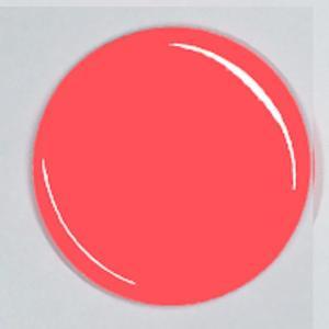 蛍光タイプ【オレンジ】缶バッジ canbadge-arc