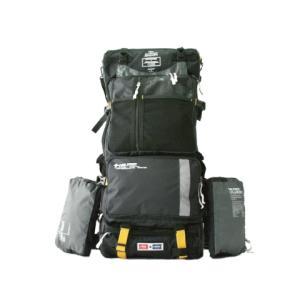 FFAT-100 FF-NYLON 多機能 バックパック ( レインカバー付き ) (BK) 291-00331|cancamp