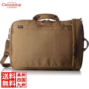 FFDC-100 FFコーデュラ3WAYカジュアルバッグ (BE) 291-00424|cancamp