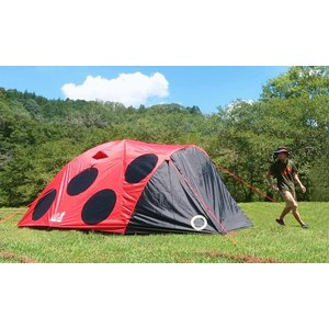 OUTDOOR MAN TEN-TEN テンテン グランドシート付 KOTT-002R OTT-002R|cancamp