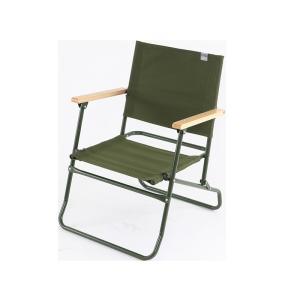 【旧仕様】ローローバーチェア カーキ C1-553-KH|cancamp