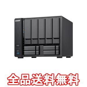 単体モデル メモリー 2GB 9ベイハイブリットモデル 10GbEポート付き TS-932X-2G|cancamp