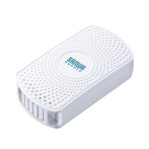 温度・湿度センサー搭載BLEビーコン(3個セット) MM-BLEBC7|cancamp