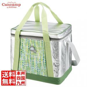 insul10 ソフトクーラー25  ( グリーン ) 81670410|cancamp