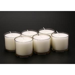 コップローソク明蓮 6個入り  (防災用ろうそく、防災用キャンドル、非常用ろうそく、非常用キャンドル、停電)|candle21
