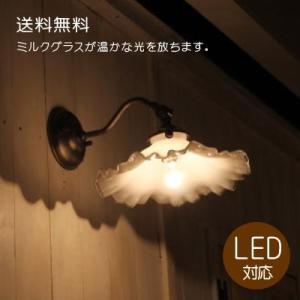 ミルクガラスシェードオールドキャッスルウォールランプSET rmp wlp( 壁掛けライト ブラケット照明 LED 階段 アンティーク) キャンドール candoll-2014